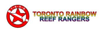 toronto rainbow reef rangers logo