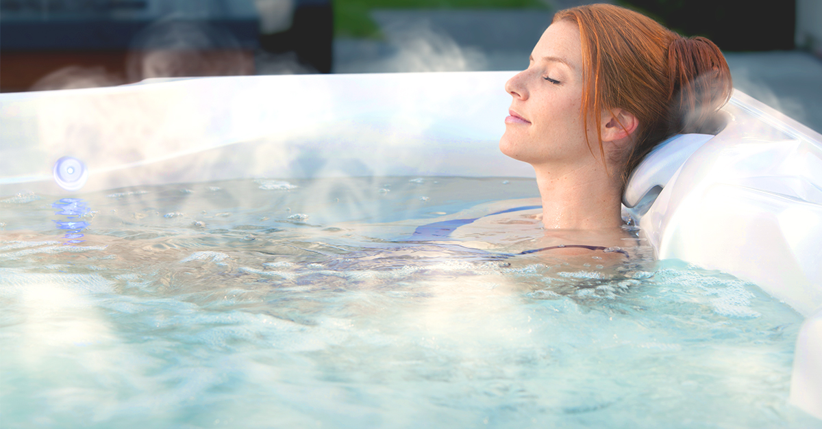 4 Ways a Hot Tub Helps Fight the Common Cold  Seven Seas