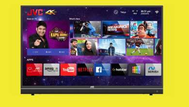 Photo of JVC launches 43-inch 4K smart LED TV; 500 apps will be able to install, cost ₹24,999