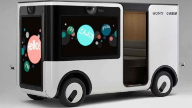 Photo of Sony-Yamaha makes driverless vehicle, will work on the moving advertising board