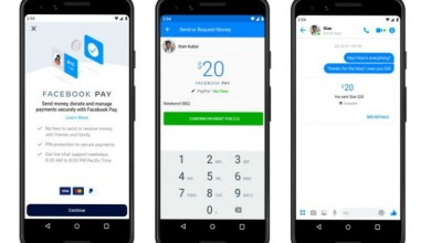 Photo of Facebook launches e-wallet facility, will be able to pay with Messenger, WhatsApp and Instagram
