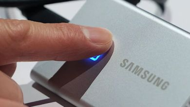 Photo of CES 2020: Samsung Launches New Portable SSD T7, Fingerprint Sensor For Data Security