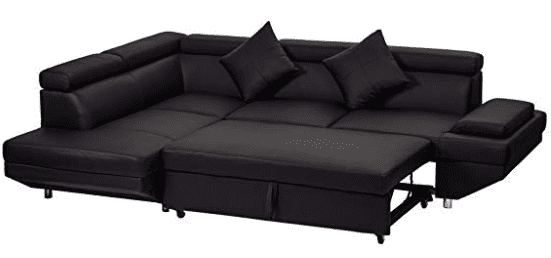 best sectional sofas for the money purple chesterfield sofa bed top 5 under 700