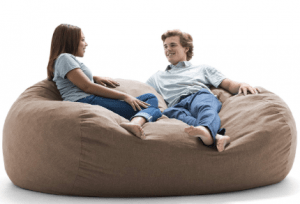 xl bean bag chair big wooden top 10 best chairs 2019 reviews joe lux xxl