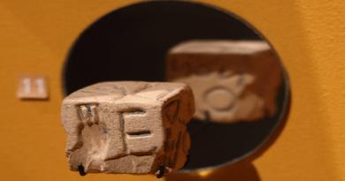 Terracotta Dice