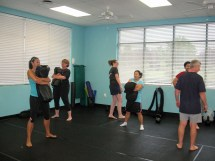 Barefoot Fitness Classes