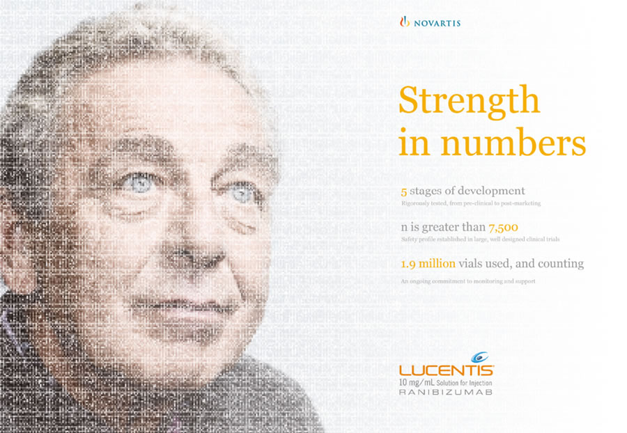 Lucentis - Strength in numbers for Novartis
