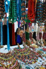 Craft market, Otavalo