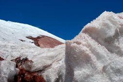 Glacier, Volcan Cotopaxi