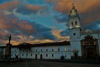 Plaza San Francisco, Quito