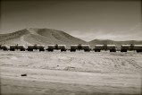 Train, Atacama Desert