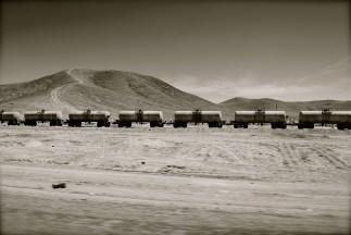 Train, Atacama Desert