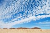 Cloud formations, Pan de Azucar, Chile