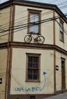 Use this bike! Valparaiso, Chile.