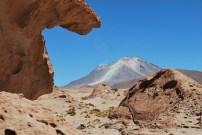 Volcan Ollagüe, Bolivia