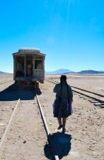 Chile-Bolivia border
