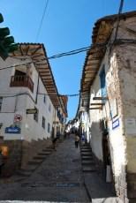Cusco street, Peru