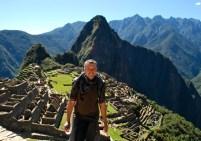Jeremy, Machu Picchu, Peru