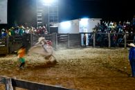 Rodeo night, San Ignacio