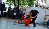 Tango, Plaza Dorrego