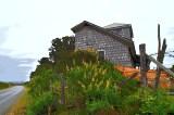 Chilote house, Chiloé