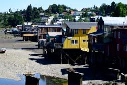 Palafitos (stilt houses), Chiloé