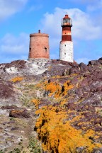 Lighthouse, Penguin Island