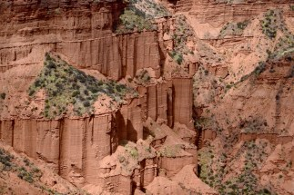 Canyon, Sierra de las Quijadas
