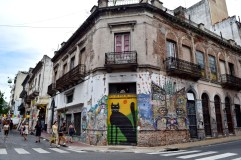 San Telmo streets