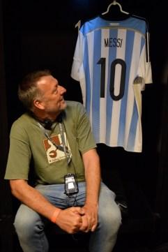 Jeremy, Maracana stadium