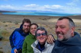 Argentina: Alex and Marie hitchhiked with us for more than a week