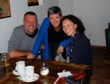 Ecuador: We met up with Jess frequently on our various trips through Cuenca.