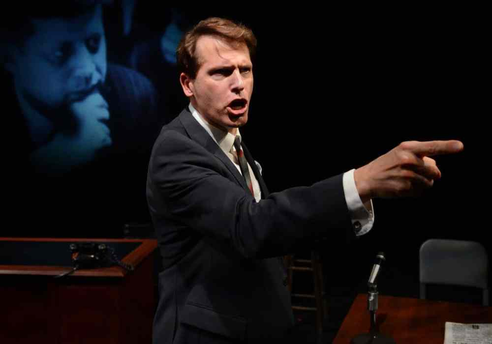San Jose Stage's <em>RFK</em> brings Bobby Kennedy to life