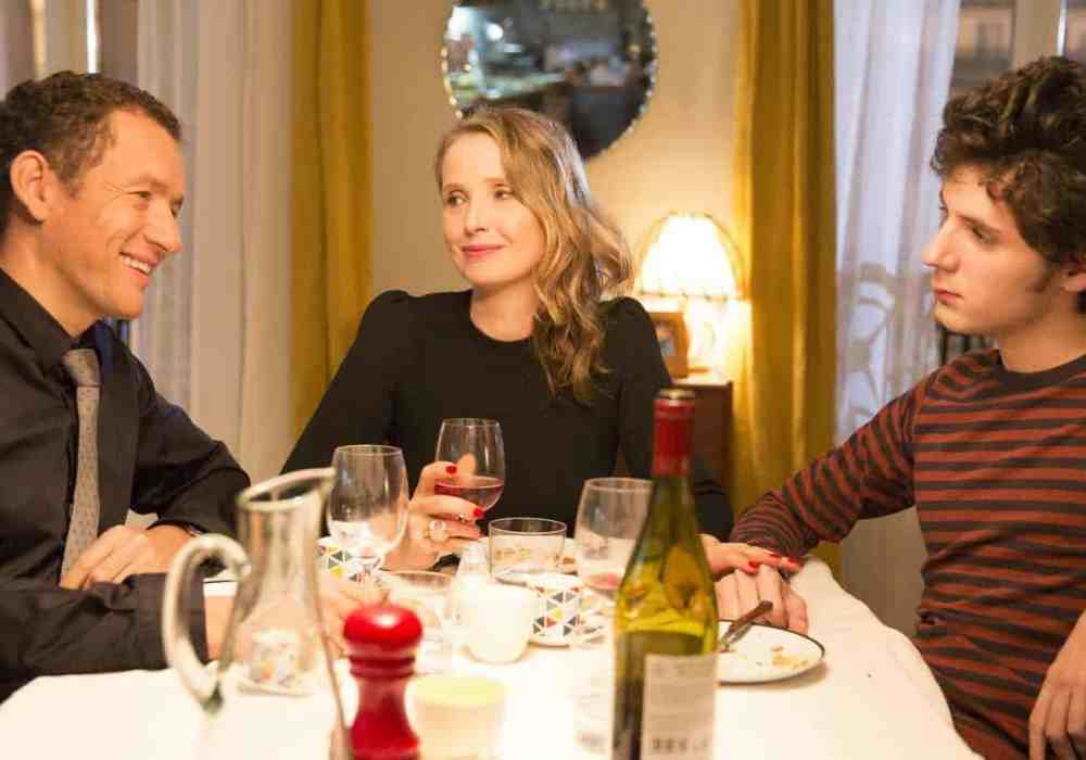Julie Delpy talks colour and comedy in <em>Lolo</em>