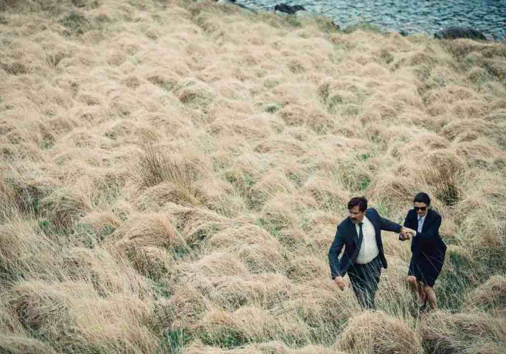 Writer-director Yorgos Lanthimos and actress Ariane Labed talk <em>The Lobster</em>