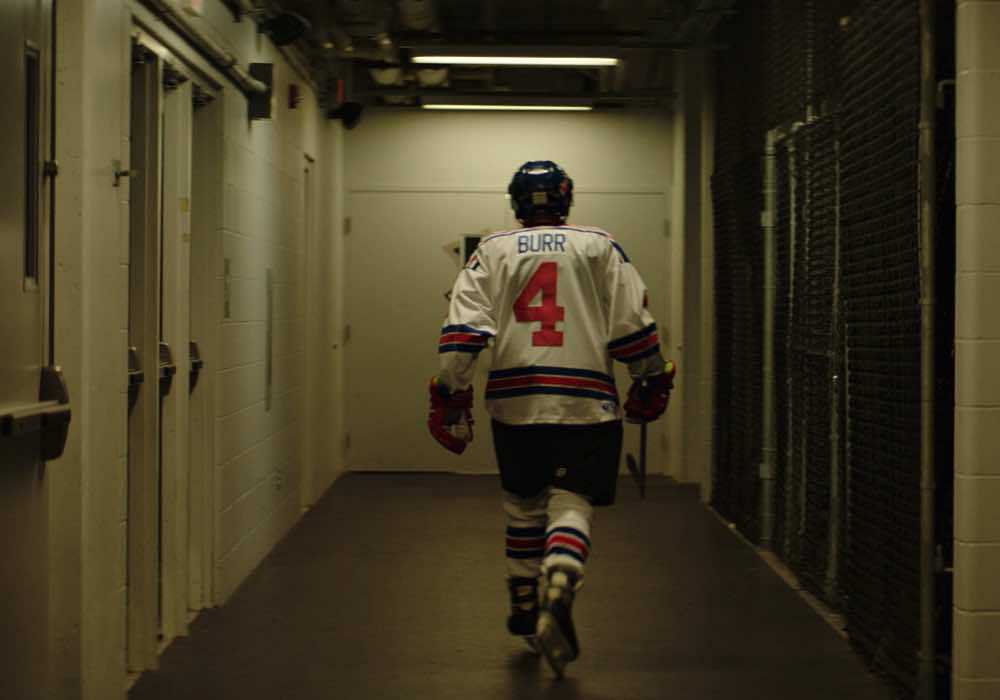 <em>Hello Destroyer</em> explores the thin line between hockey menace and model
