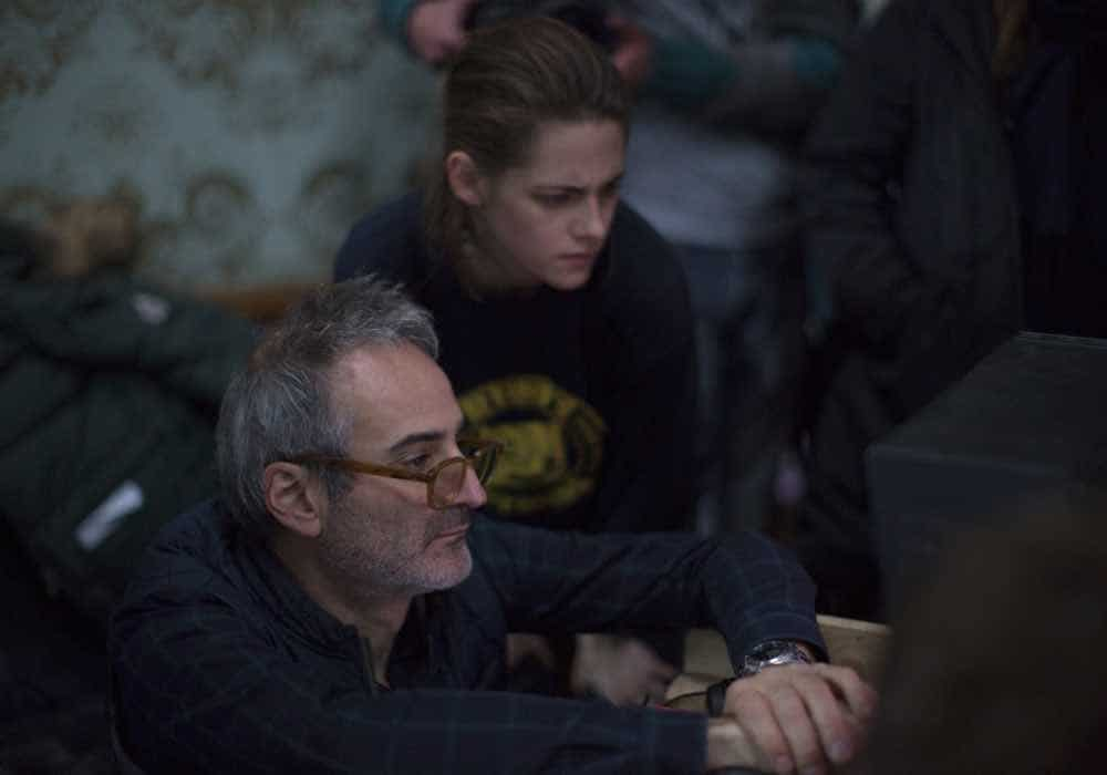 Interview: Writer-director Olivier Assayas talks <em>Personal Shopper</em> and filming text messages
