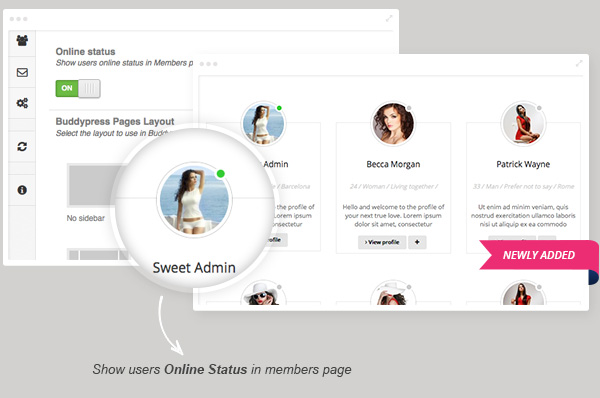 Sweet Date - More than a WordPress Dating Theme - 11