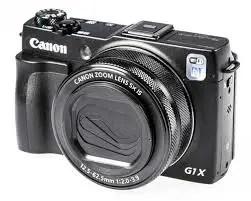 Canon PowerShot G1 X Mark II reset