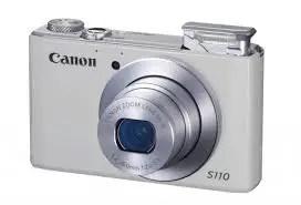 Canon Powershot S110 reset
