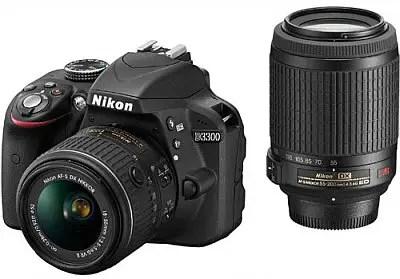 Nikon D3300 reset