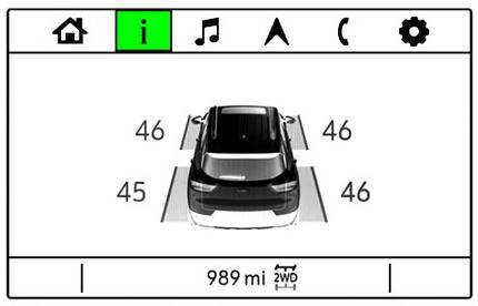 Reset Buick Encore GX TPMS Tire Pressure System Light