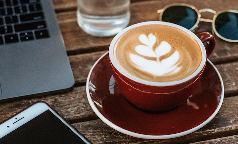 Lattes, Jesus and sharing our faith