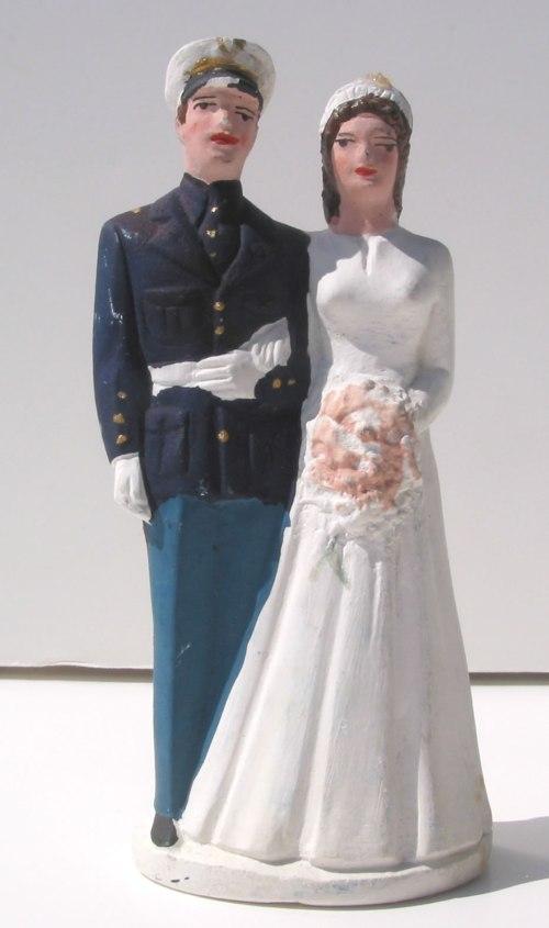 Vintage Wedding Cake Toppers Seven Weddings
