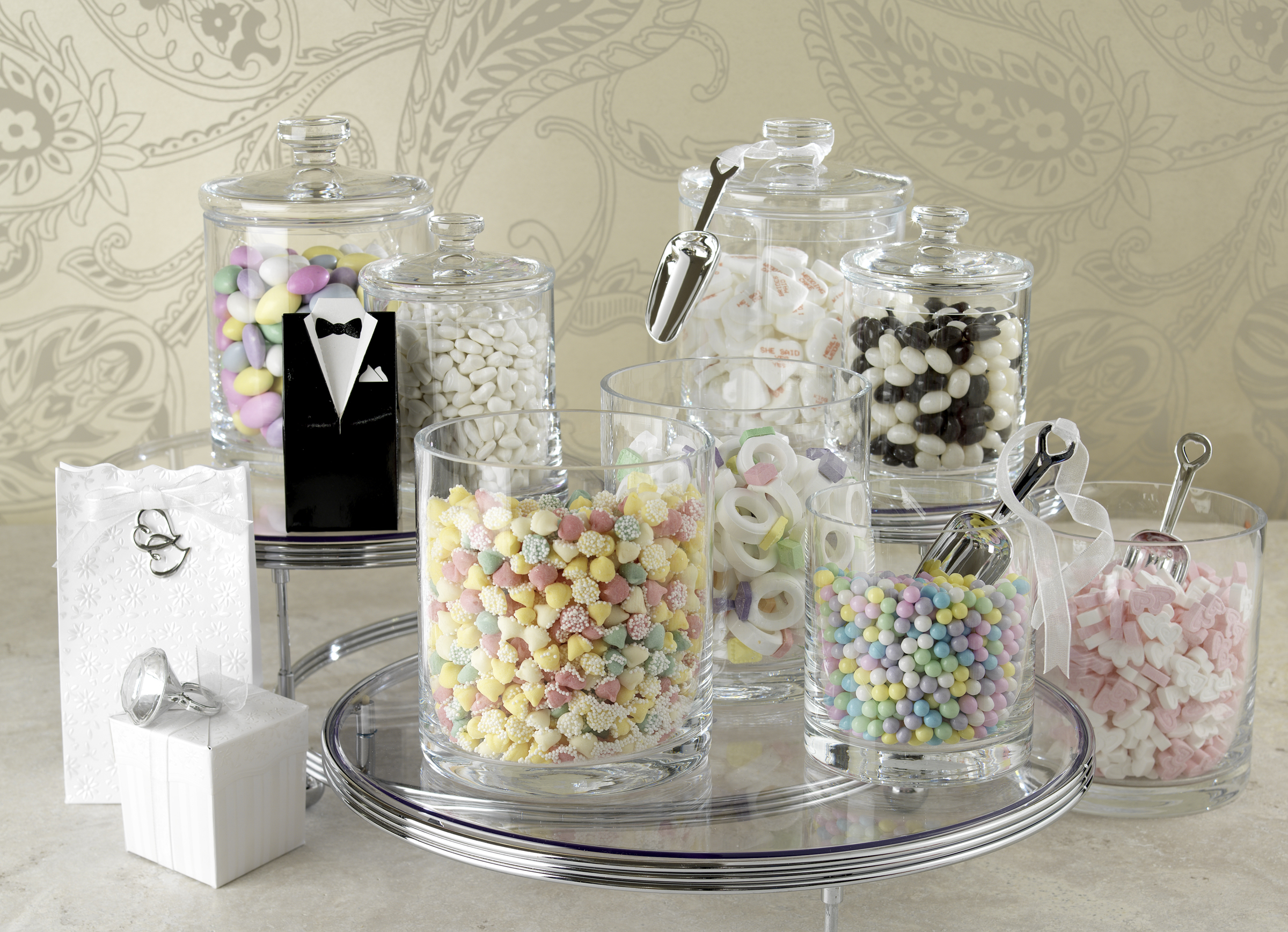 Sweets Dreams Are Made Of This   Seven Weddings