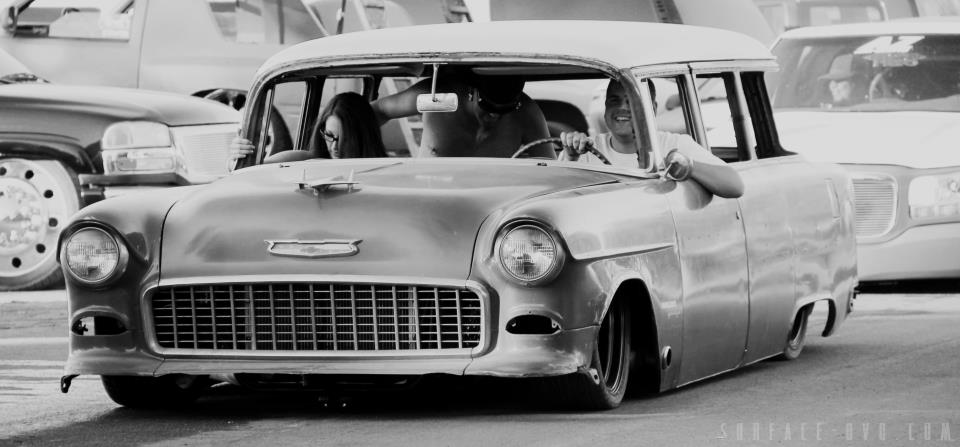 Air Rod 55 Rat Bel Chevy