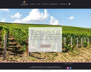 Champagne Francois Dubois acceslegal