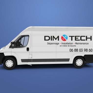 Logo DimTech