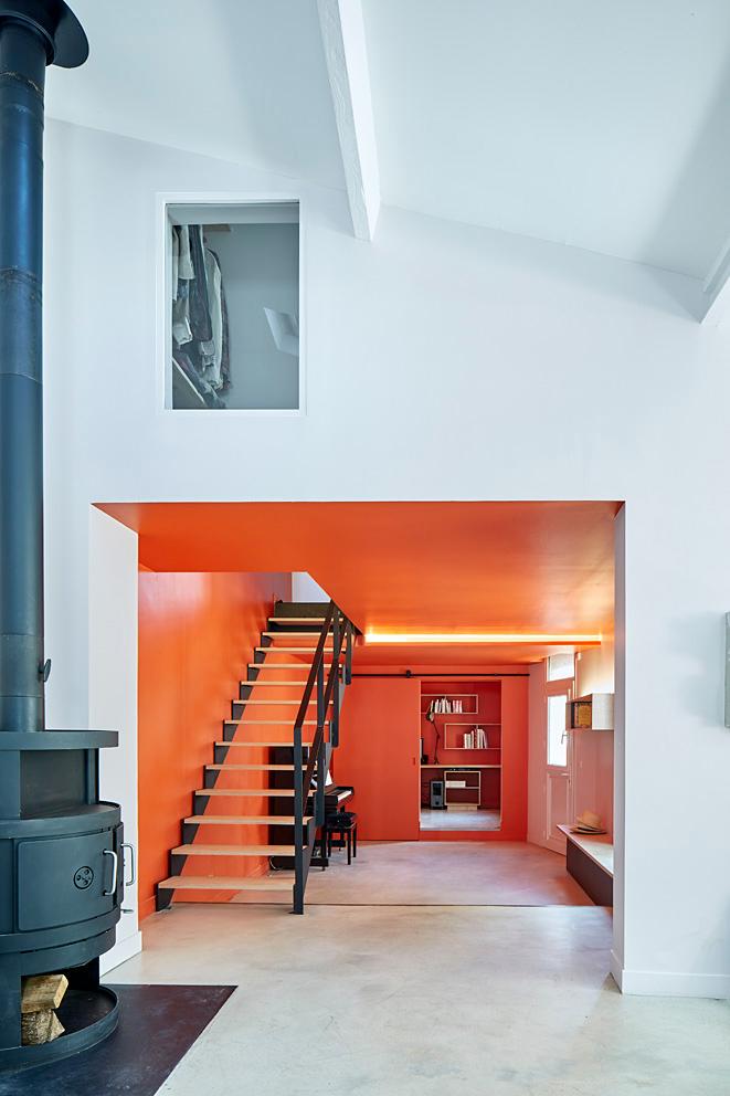 maison rue Molière, Aubervilliers