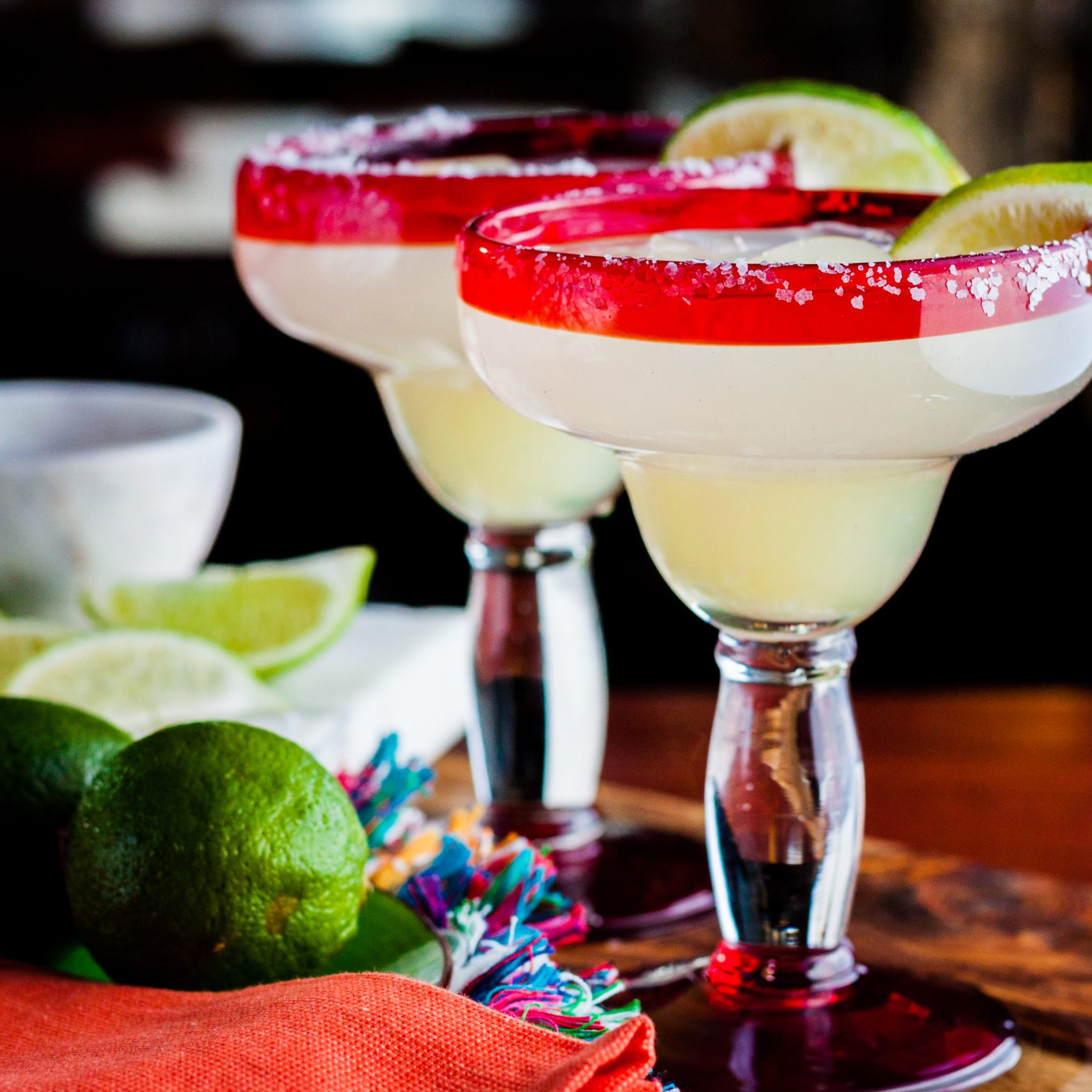 Hand Crafted Margaritas